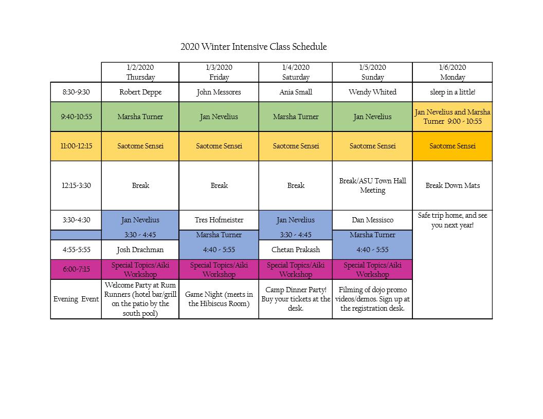 2020 Class Schedule +DM r1_1